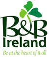 Bed and Breakfasts Ireland Signature Logo