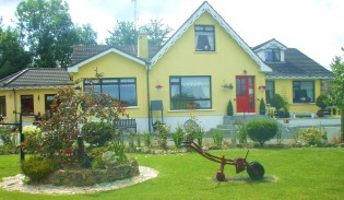 Perrymount Country Home Bed and Breakfast Inch Gorey Wexford Ireland